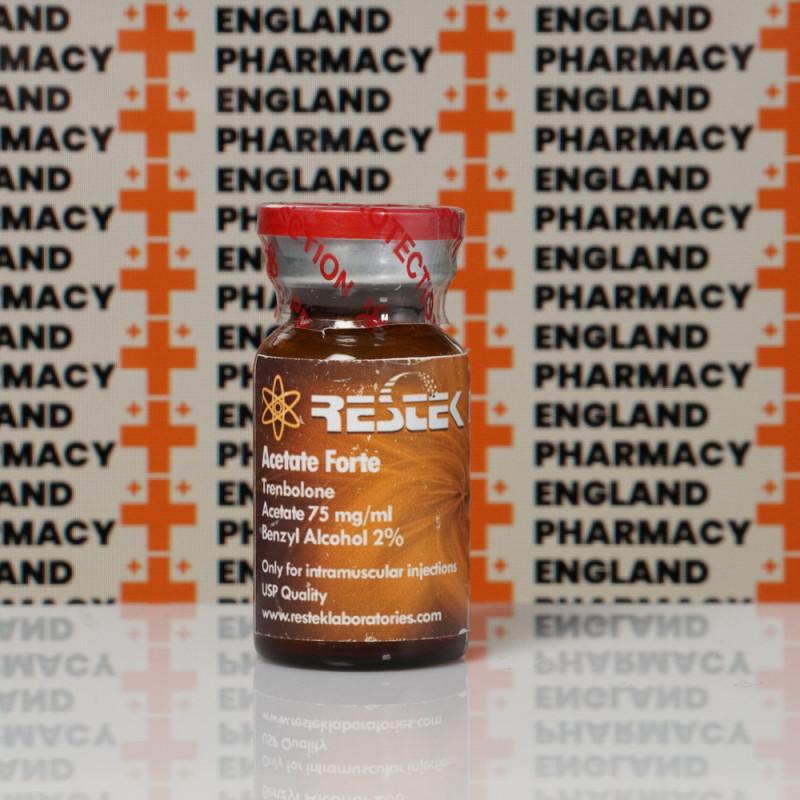 Acetate Forte 75 mg Restek Laboratories | EPC-0228