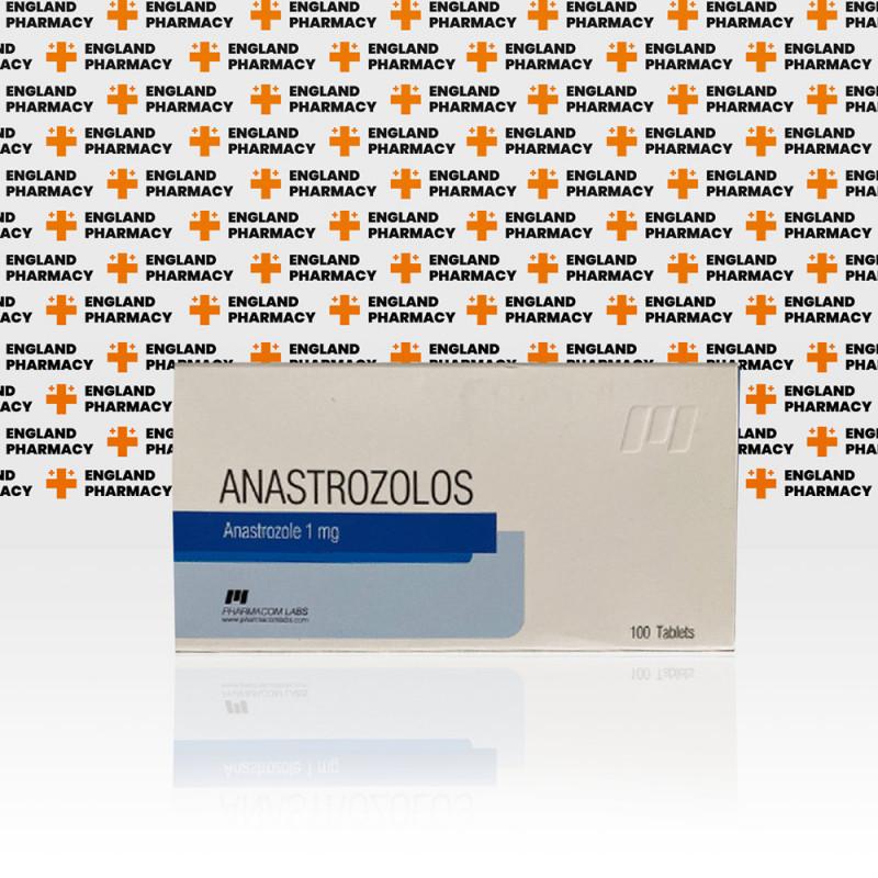 Anastrazolos 1 mg Pharmacom Labs | EPC-0003