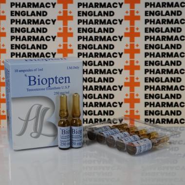 Biopten (Testosterone Enantate U.S.P.) 250 mg AdamLabs