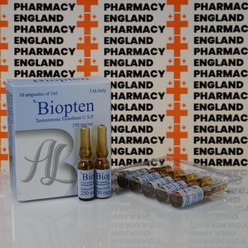 Biopten (Testosterone Enantate U.S.P.) 250 mg AdamLabs | EPC-0247