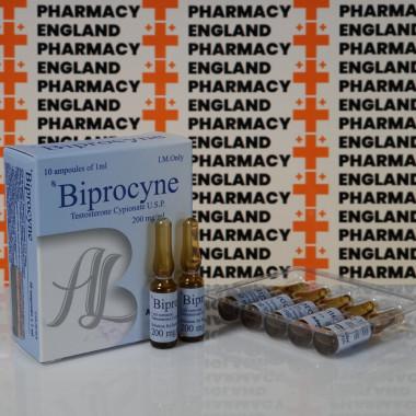 Biprocine (Testosterone Cypionate U.S.P.) 200 mg AdamLabs
