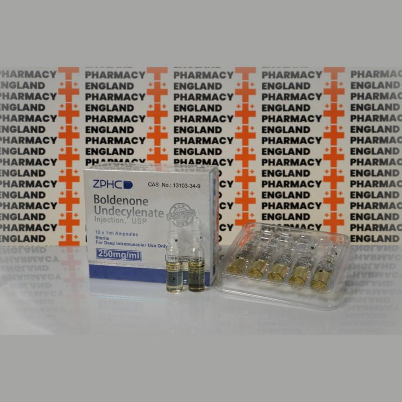 Boldenon Undecylenate U.S.P. 250 mg Zhengzhou | EPC-0029