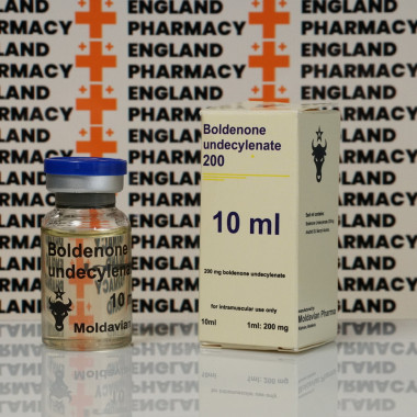 Boldenone undecylenate 200 mg Moldavian Pharma