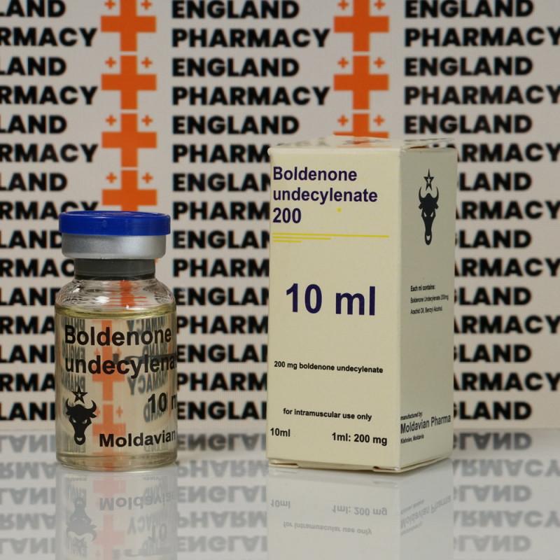 Boldenone undecylenate 200 mg Moldavian Pharma   EPC-0031
