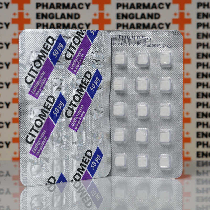 Citomed 50 mg Balkan Pharmaceuticals | EPC-0009