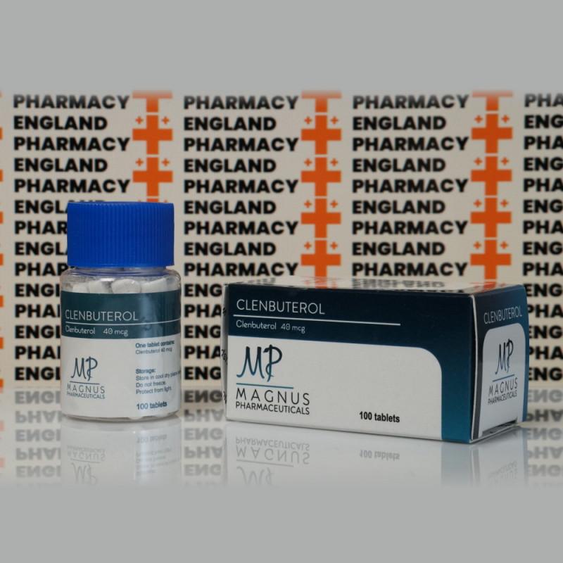 Clenbuterol 40 mcg Magnus Pharmaceuticals | EPC-0277