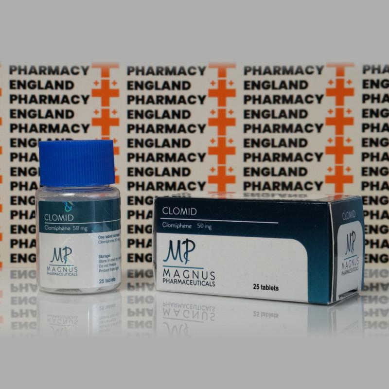 Clomid 50 mg Magnus Pharmaceuticals   EPC-0298