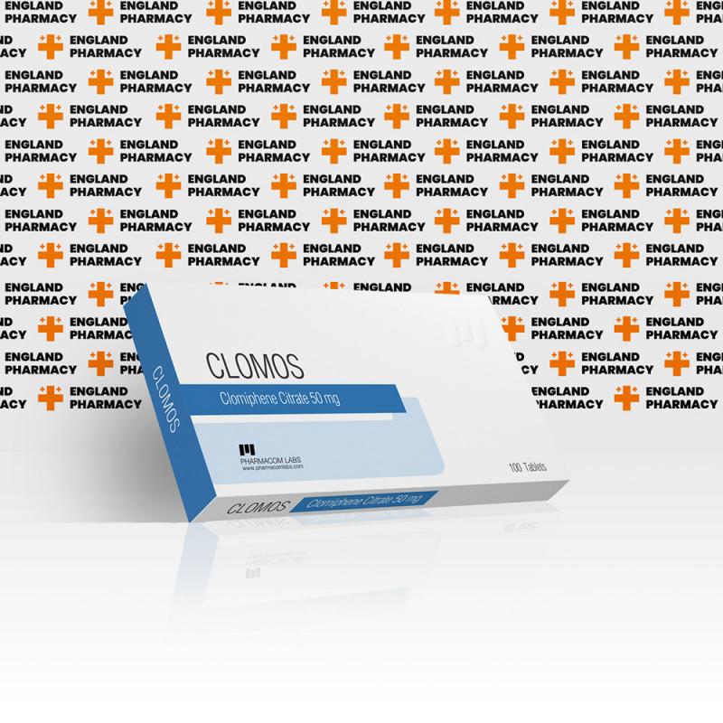 Clomos 50 mg Pharmacom Labs | EPC-0131