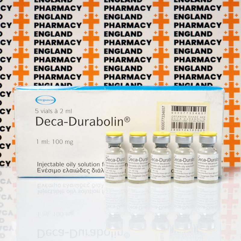 Deca-Durabolin 100 mg Organon | EPC-0337