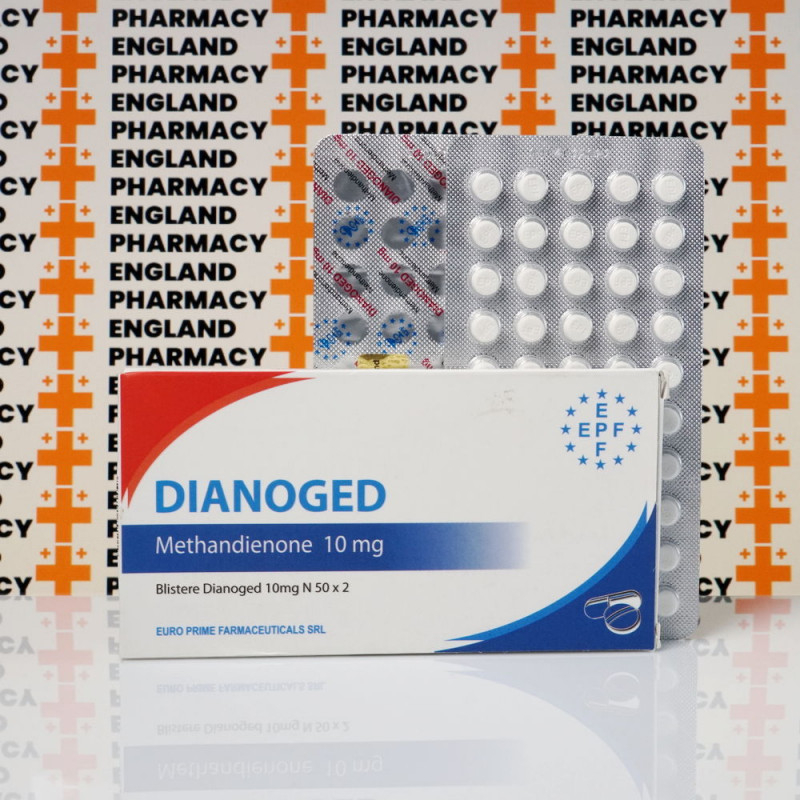 Dianoged 10 mg Euro Prime Farmaceuticals | EPC-0332