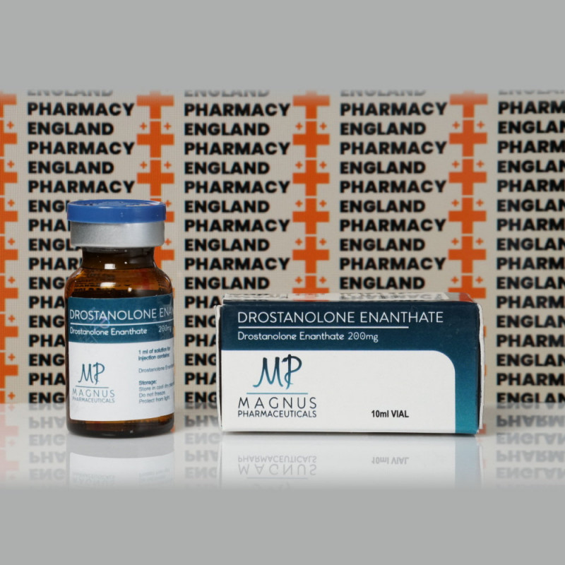 Drostanolone Enanthate 200 mg Magnus Pharmaceuticals | EPC-0210