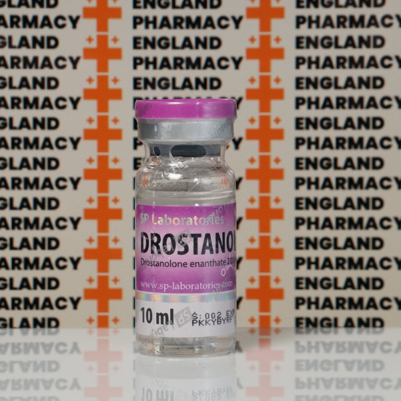 Drostanolone Enanthate 200 mg SP Laboratories | EPC-0211