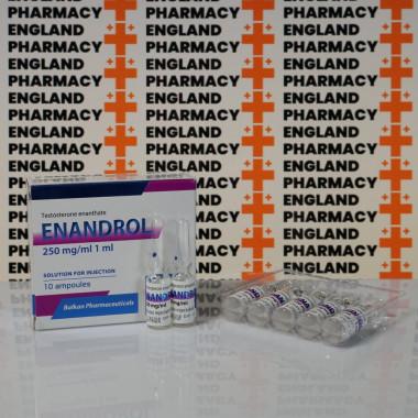 Enandrol (Testosterona E) 250 mg Balkan Pharmaceuticals   EPC-0148