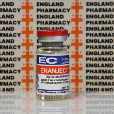 Enanject (Testosterone Enanthate) 250 mg Eurochem Labs