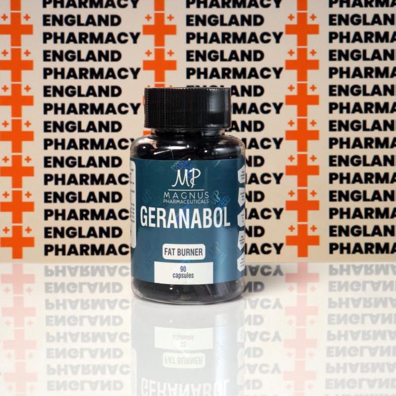 Geranabol (90 capsules) Magnus Pharmaceuticals | EPC-0344