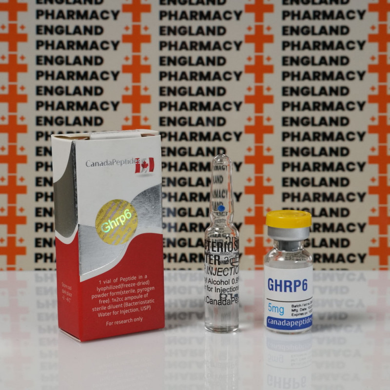GHRP 6 5 mg Canada Peptides | EPC-0304