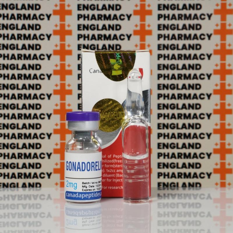 Gonadorelin 2 mg Canada Peptides | EPC-0162
