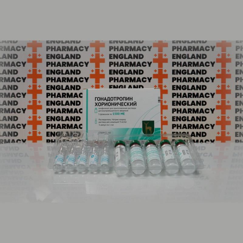 Gonadotropina corionica FGYP Pianta endocrina di Mosca | EPC-0288