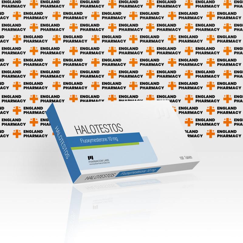 Halotestos 10 mg Pharmacom Labs | EPC-0021