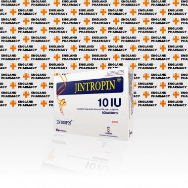 Jintropin Original 10 IU Europharm