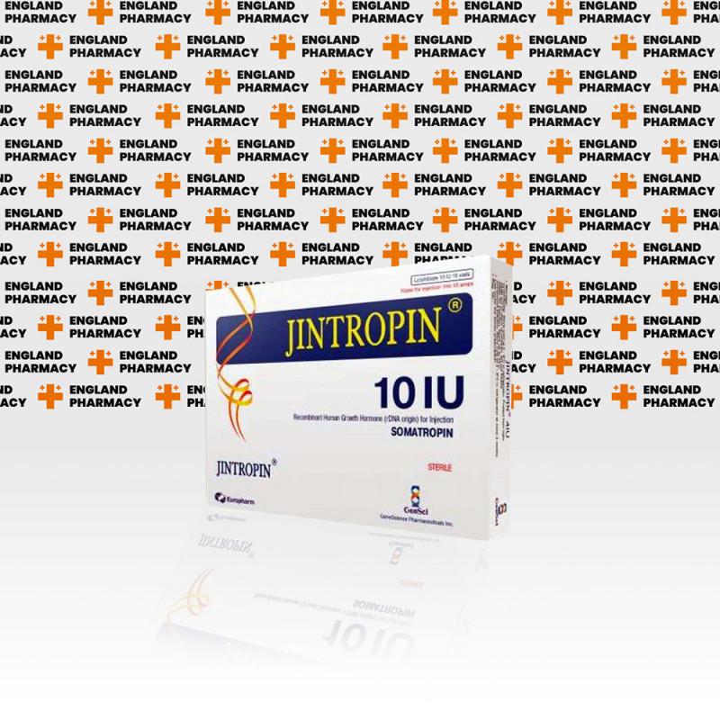 Jintropin Original 10 IU Europharm | EPC-0158