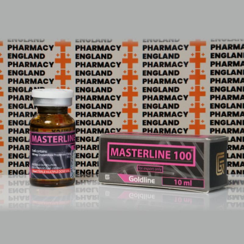 Masterline 100 mg Gold Line   EPC-0216