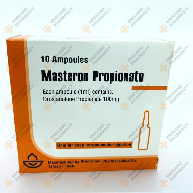 Masterolon Propionate 100 mg Aburaihan   EPC-0217