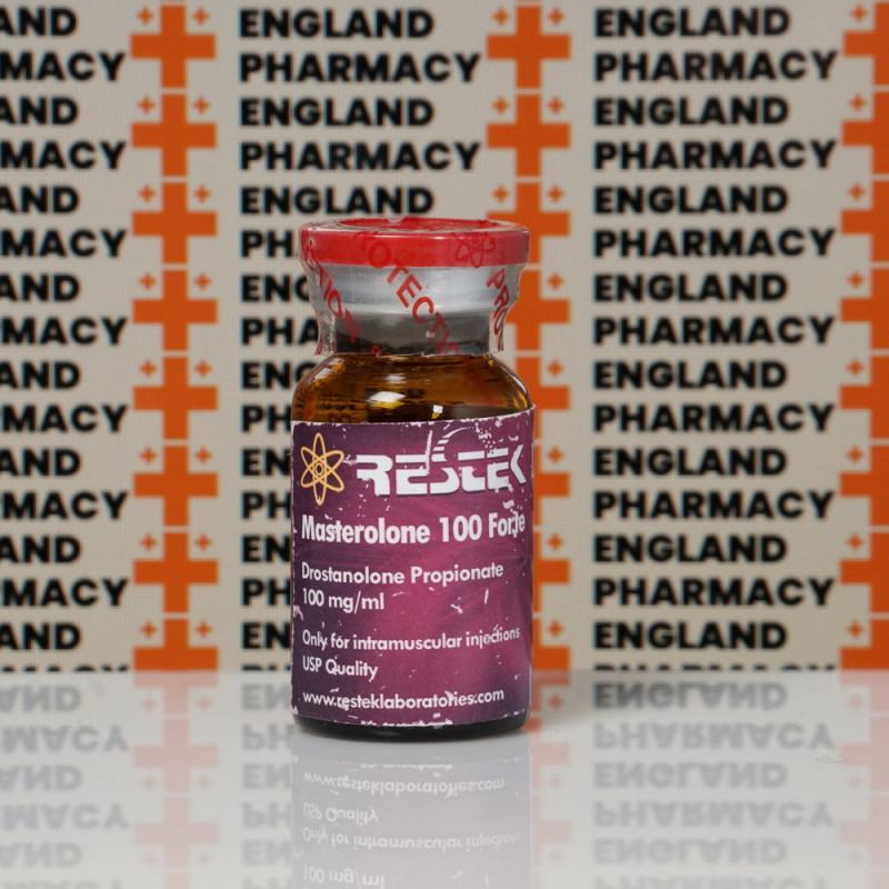 Masterolone Forte 100 mg Restek Laboratories | EPC-0218