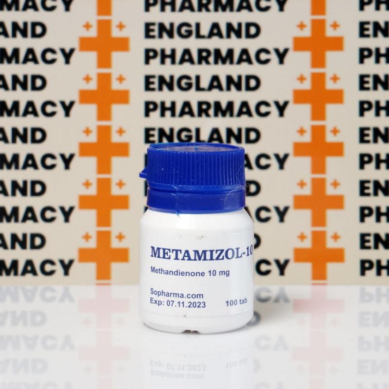 Metamizol 10 mg Sopharma | EPC-0338