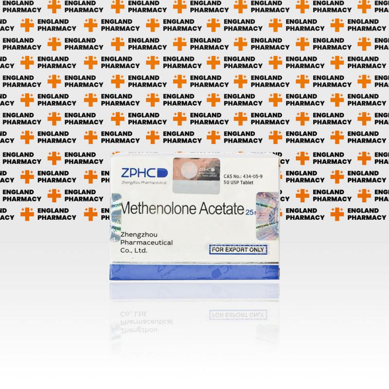 Methenolone Acetate (Primobolan) 25 mg Zhengzhou   EPC-0026