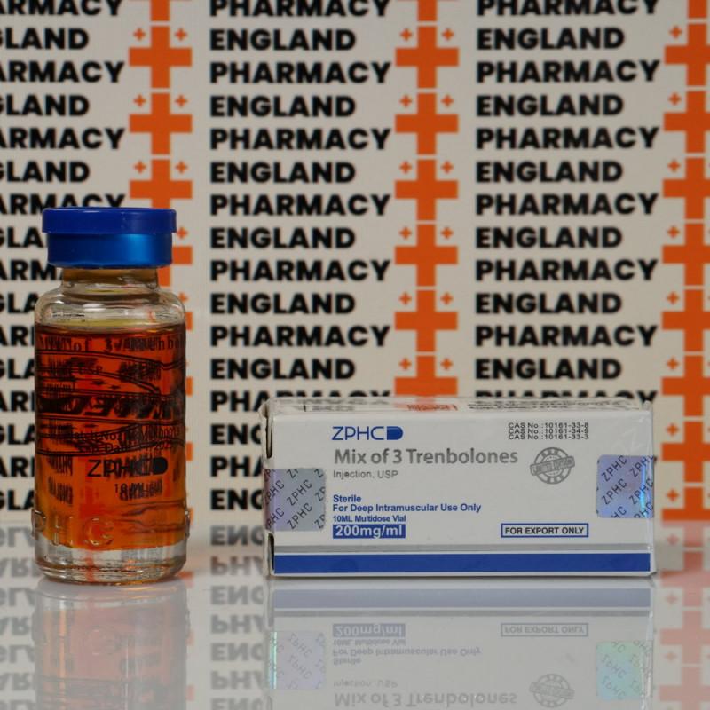 Mix of 3 Trenbolones 200 mg Zhengzhou   EPC-0023