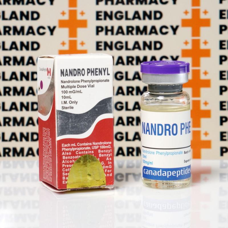 Nandro Phenyl 100 mg Canada Peptides | EPC-0333