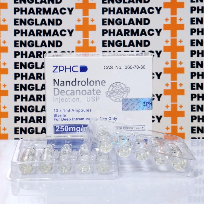 Nandrolone Decanoate 250 mg Zhengzhou   EPC-0316