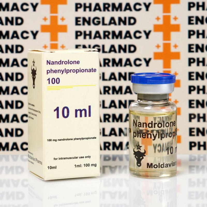 Nandrolone Phenilpropionate 100 mg Moldavian Pharma   EPC-0325