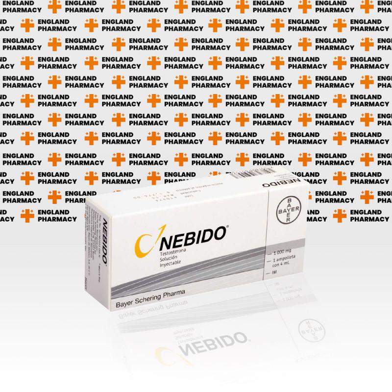 Nebido 1000 mg Bayer   EPC-0249