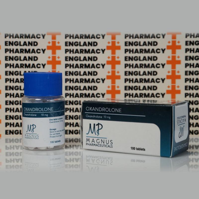 Oxandrolone 10 mg Magnus Pharmaceuticals | EPC-0198