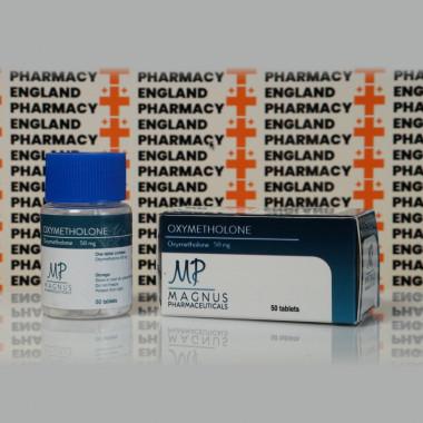 Oxymetholone 50 mg Magnus Pharmaceuticals