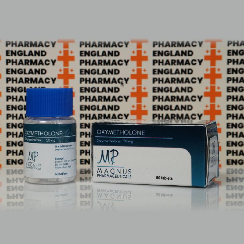 Oxymetholone 50 mg Magnus Pharmaceuticals | EPC-0201