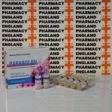 Parabolan 100 mg Balkan Pharmaceuticals | EPC-0025