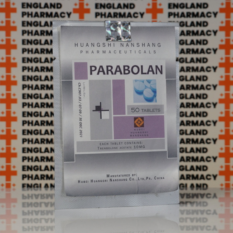 Parabolan (Trenbolone acetate) 50 mg Hubei Huangshi Nanshang | EPC-0089