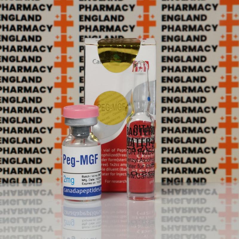 Peg MGF 2 mg Canada Peptides | EPC-0188