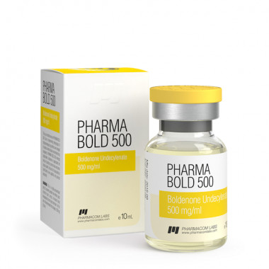 Pharma Bold 500 mg Pharmacom Labs