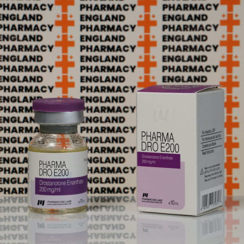 Pharma Dro Е 200 mg Pharmacom Labs   EPC-0221