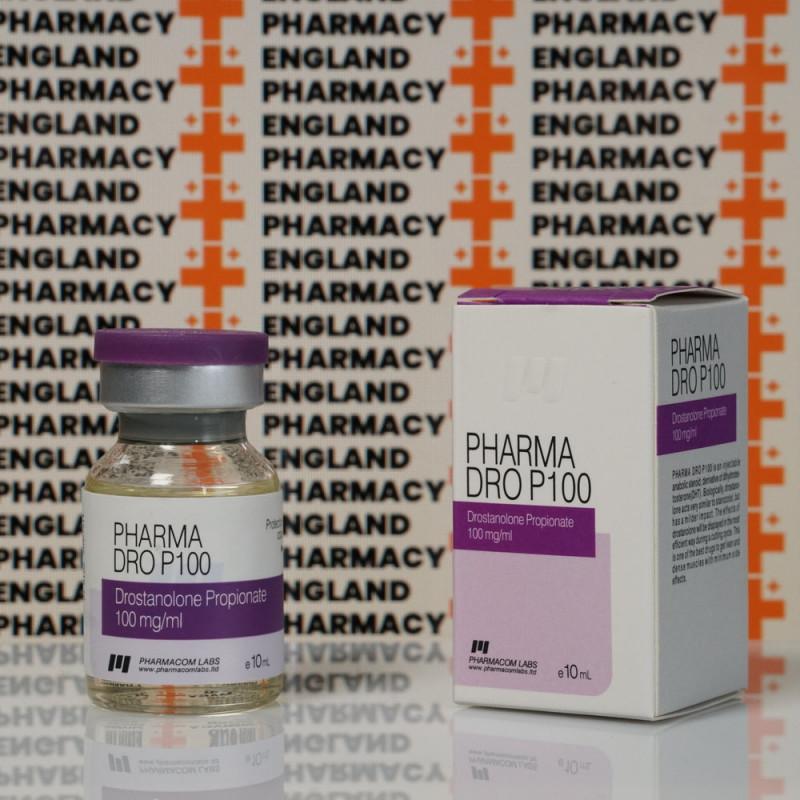 Pharma Dro P100 100 mg Pharmacom Labs   EPC-0077