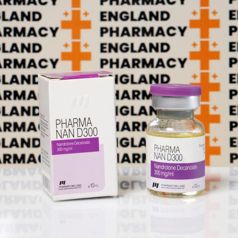 Pharma Nan D300 300 mg Pharmacom Labs   EPC-0329