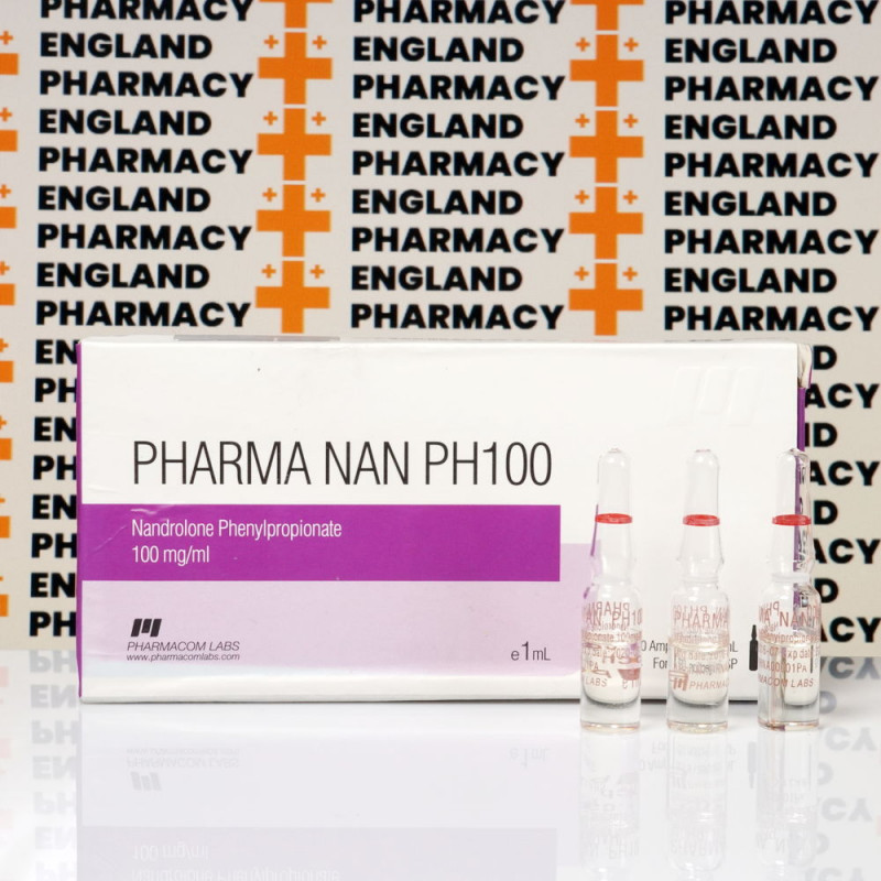 Pharma Nan PH100 100 mg Pharmacom Labs   EPC-0327