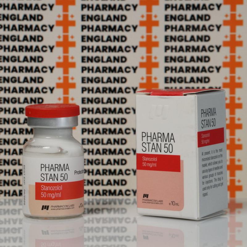 Pharma STAN 50 mg Pharmacom Labs | EPC-0109