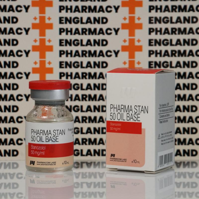 Pharma STAN 50 Oil Base 50 mg Pharmacom Labs | EPC-0223