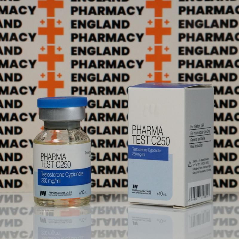 Pharma Test C 250 mg Pharmacom Labs   EPC-0250