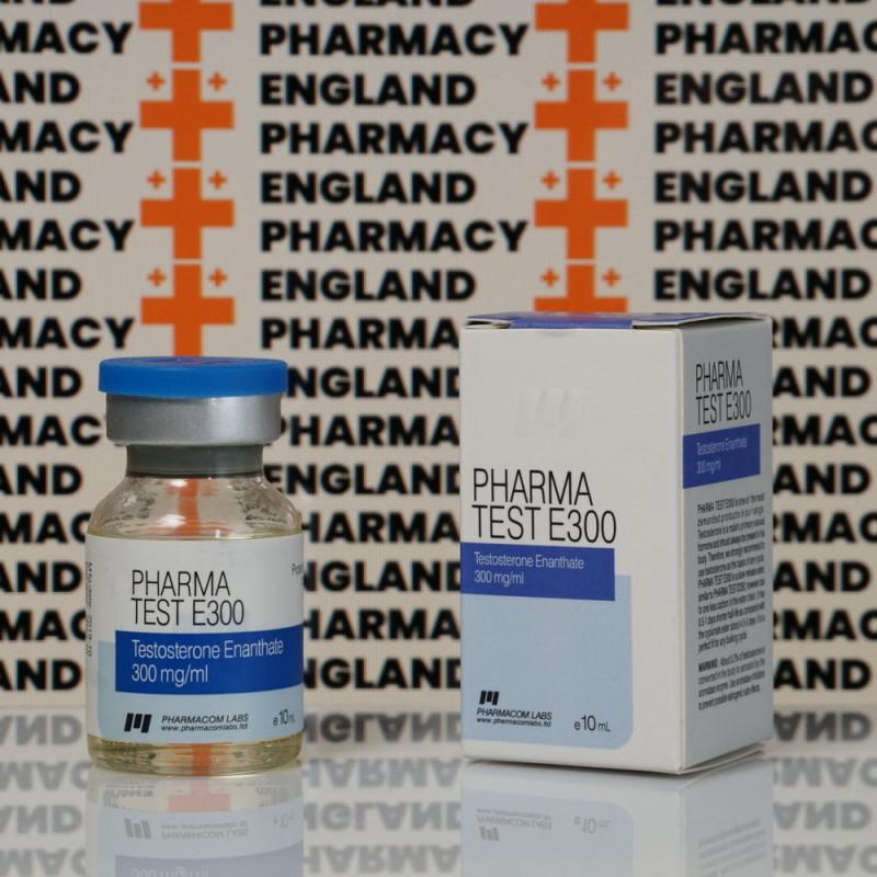 Pharma Test E 300 mg Pharmacom Labs | EPC-0151